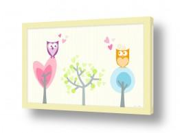 תמונות לחדרי ילדים | אהבת ינשופים
