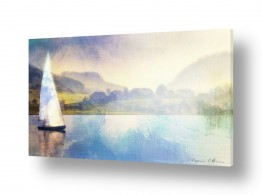 מיים אגמים | סירה