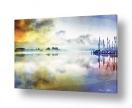 תמונות נופים נוף נוף פנורמי | נוף ימי