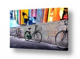 ציורים אמנות דיגיטלית | על הדרך
