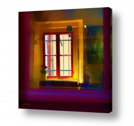 חלונות אדן החלון | כל הצבעים בפנים