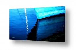 צילומים אורית גפני | כחול וכחול יותר