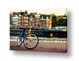 כלי רכב אופניים | על שפת הנהר