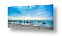 מים נוף ים | מרחב