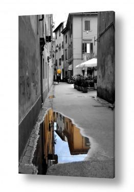 צילומים מבנים וביניינים | אחרי הגשם