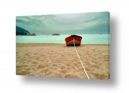 נוף חופים | השקט לפני הסערה