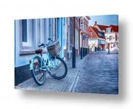 צילומים עירוני | האור בקצה הרחוב