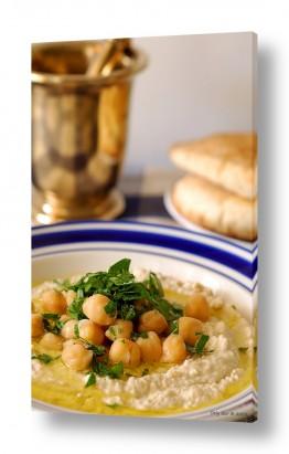 צילומים אוכל | חומוס 2