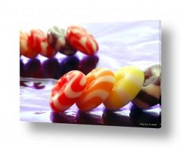 צילומים אוכל | סוכריות צבעוניות 2