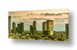 ערים בישראל תל אביב | בין הערביים בתל אביב