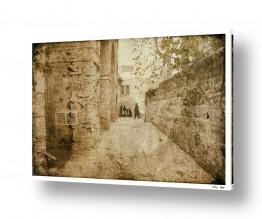 תמונות לפי נושאים העיר העתיקה | בדרך לכותל