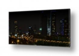 צילומים אורלי גור | תל אביב בלילה 2