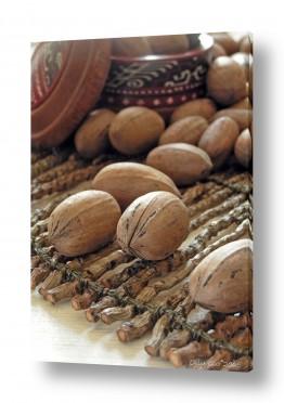 צילומים אוכל | אגוזי פקאן