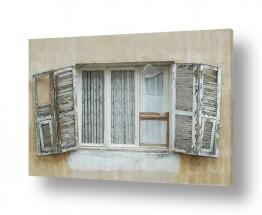 צילומים מבנים וביניינים | החלון