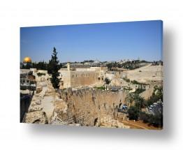 ירושלים הכותל המערבי | העיר העתיקה