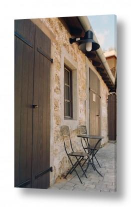 דלתות דלת וחלון | פינת ישיבה