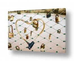 תמונות לחדרי אירוח | לב נעול