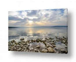 תמונות נופים נוף שמים | בוקר בכנרת