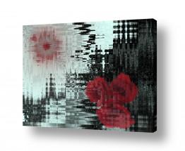 ציורים רעיה גרינברג | דבר אלי בפרחים