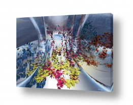 ציורים רעיה גרינברג | התרוממות