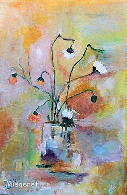 כד פרחים 2