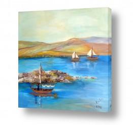 כלי שייט סירה | מפרשיות בכנרת