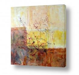 ציורים טבע דומם | קוצניים