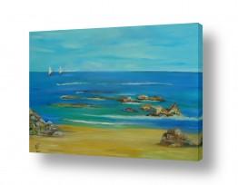 נושאים תמונות נופים נוף | חוף הים 3