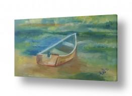 חדש באתר ציורים ואמנות דיגיטלית | מחכה  לשוט