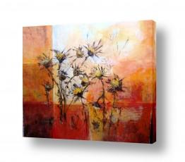ציורים טבע דומם | קוצים