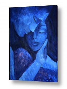 צבעים פופולארים צבע כחול כהה | אהבה ענוגה