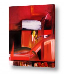 ציורים קולאג'ים | abstruct
