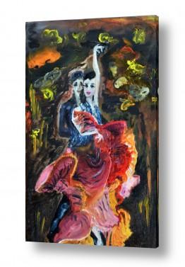 ציורים ציורים אנרגטיים | פסודובלה