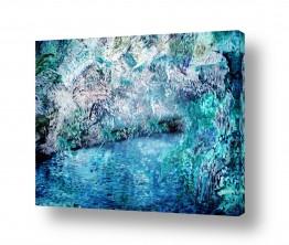 מיים אגמים | נחל דן