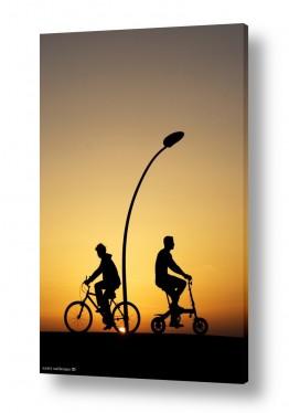 כלי רכב אופניים | בדרך שלו...