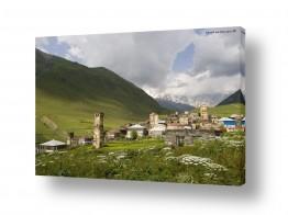 אורבני בתים | גן עדן גאורגי