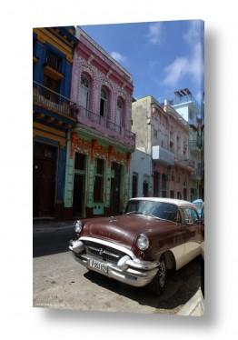 כלי רכב מכוניות | ברחובות הוואנה