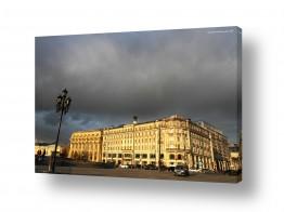 אורבני בתים | חורף במוסקבה