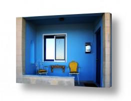 טבע דומם חלונות | כחול