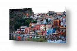 צילומים עירוני | יוון ליפנות ערב