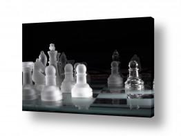 צילומים מופשט | שחמט