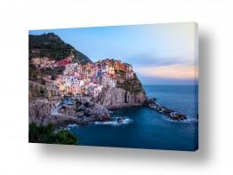 אירופה איטליה | כפר דייגים