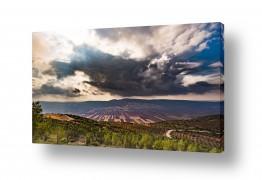 צילומים תמונות נוף | הררית