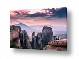 נופים וטבע הרים | נוף טבע