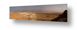צילומים צילום פנורמי | המדבר וים המלח