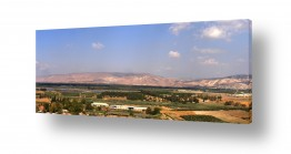 ימים ואגמים בישראל כנרת | עמק הירדן