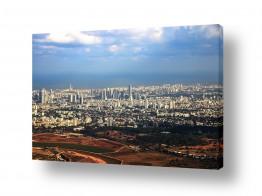 תמונות לפי נושאים צילום אוויר | מרכז העיר