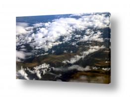 תמונות לפי נושאים צילום אוויר | ההר הירוק כל ימות השנה