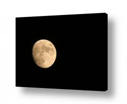 צילומים אסטרונומיה | ירח יזרעאלי