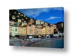 אירופה איטליה   צבעוניות